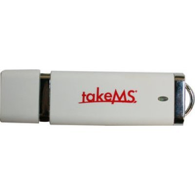 USB накопитель 16Gb TakeMS MEM-Drive EASY II 2.0 белый (89116) galaxy s ii 16gb