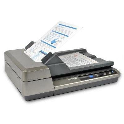 Сканер Xerox DocuMate 3220 планшетный DADF (003R92564)Сканеры Xerox<br>Планшетный сканер формата A4, скорость до 40 стр./мин. (одностороннее)/80 изобр./мин. (двустороннее), автоподатчик на 80 листов, ежедневная нагрузка до 5 000 листов, разрешение 600 dpi,<br>
