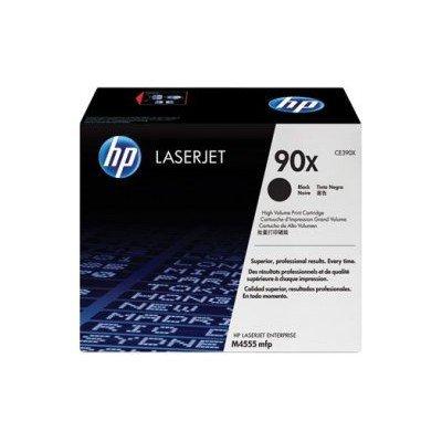 HP картридж CE390X (24000стр) (CE390X)Тонер-картриджи для лазерных аппаратов HP<br>для HP LaserJet M4555MFP<br>