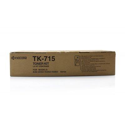 Тонер-картридж Kyocera Mita KM3050/4050/5050 type TK715 34000 стр. (o) (1T02GR0EU0)