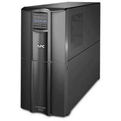 Источник бесперебойного питания APC Smart-UPS 3000VA 230V (SMT3000I) apc by schneider electric smart ups c smc3000i 3000va black