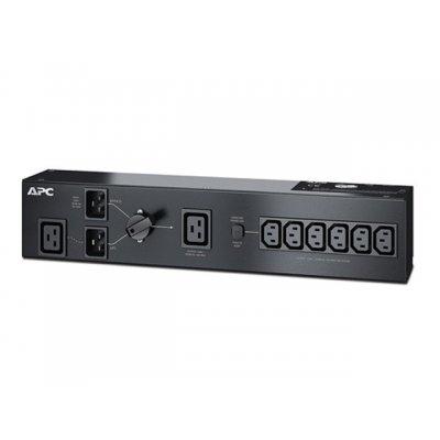 Байпас APC Service Bypass PDU SBP3000RMI (SBP3000RMI) блок распределения питания pdu ibm express 0u 24 c13 32a pdu 90y4584 90y4584