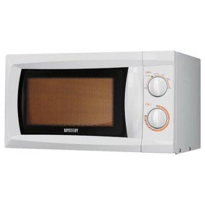 Микроволновая печь Mystery MMW-1703 (MMW-1703)Микроволновые печи Mystery<br>объем 17 л, отдельно стоящая, мощность 700 Вт, механическое управление, поворотные переключатели<br>