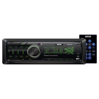 Автомагнитола Mystery MAR-404U (MAR-404U)Автомагнитолы Mystery<br>автомагнитола 1 DIN<br>воспроизведение MP3<br>макс. мощность 4 x 50 Вт<br>воспроизведение с USB-накопителя<br>аудиовход на передней панели<br>радиоприемник <br>поддержка карт памяти SD<br>