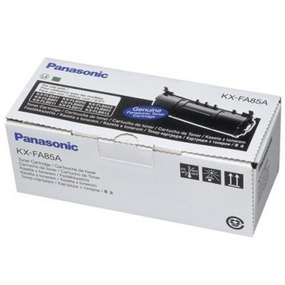 Тонер картридж Panasonic KX-FA85A (KX-FA85A7)Тонер-картриджи для лазерных аппаратов Panasonic<br>Тонер картридж Panasonic KX-FA85A для KX-FLB813RU/KX-FLB853RU (5 000 стр)<br>