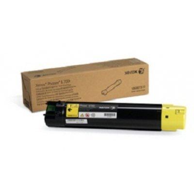 Тонер-Картридж Phaser 6700 Желтый (5000 images) (106R01513)Тонер-картриджи для лазерных аппаратов Xerox<br><br>