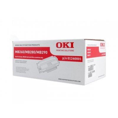 Принт-картридж для MB260/280/2905,500 OKI (01240001)Фотобарабаны Oki<br>OKI Принт-картридж для MB260/280/2905,500 страниц A4 (01240001)<br>