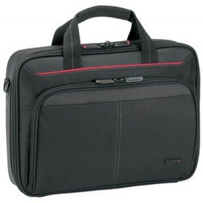 Сумка для ноутбука Targus CN317 17 XL (CN317)Сумки для ноутбуков Targus<br>Сумка для ноутбука Targus CN317 17 XL Deluxe Laptop Case Nylon<br>