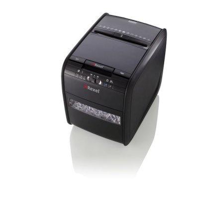 Шредер Rexel Auto+ 80X поперечной резки, для офисного использования (2103080EU) (2103080EU)