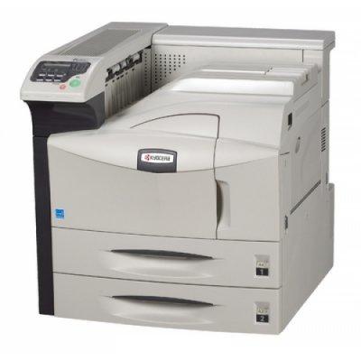 Лазерный принтер Kyocera FS-9530DN (1102G13NL0)Монохромные лазерные принтеры Kyocera<br>A3, 1200 dpi, 128Mb, 51 ppm A4/26 ppm A3, автоматический дуплекс, LPT, USB2.0, Net<br>