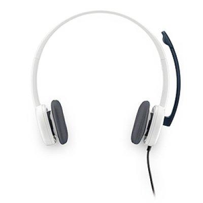 Компьютерная гарнитура Logitech Stereo Headset H150 (981-000350) кабель микрофонный dpa dao6005 w