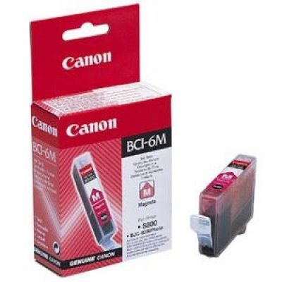 Картридж (4707A002) Canon BCI-6M пурпурный (4707A002) картридж для принтера canon bci 6m purple