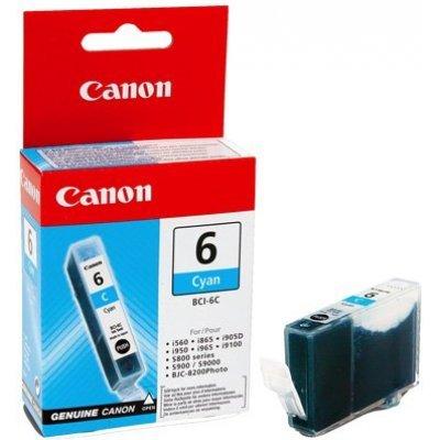 Картридж (4706A002) Canon BCI-6C голубой (4706A002) картридж для принтера canon bci 6 4705a002 black