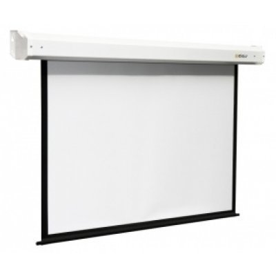 Экран настенный с электроприводом Digis Electra формат 1:1 (180*180) MW DSEM-1103 (DSEM-1103)Проекционные экраны Digis<br>(Описание)<br>
