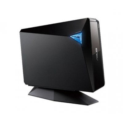 Внешний привод Asus BD-RW BW-12D1S-U/BLK/G/AS черный (BW-12D1S-U/BLK/G/AS) asus sbw 06d2x u blk g as bd±r ±rw usb 2 0 чёрный