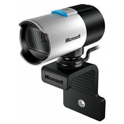 Веб-камера Microsoft LifeCam Studio (5WH-00002) (5WH-00002) microsoft microsoft lifecam studio черный 2мп