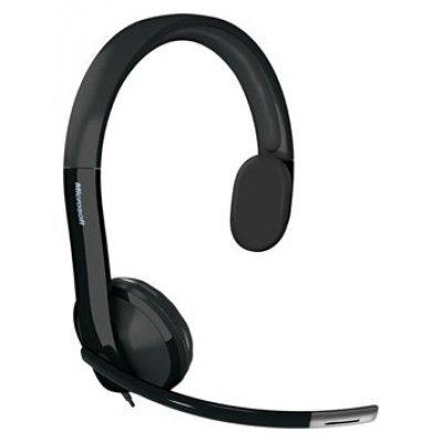 Компьютерная гарнитура Microsoft LifeChat LX-4000 (7YF-00001)Компьютерные гарнитуры Microsoft<br>Microsoft Headset w/micr LifeChat LX-4000, Win, [For Business]<br>