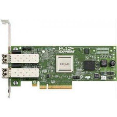 Контроллер Fibre Channel Lenovo Emulex 8Gb FC Dual-port HBA for SystemX (42D0494) (42D0494)Сетевые карты внешние Lenovo<br>Контроллер Emulex 8Gb FC Dual-port HBA for SystemX<br>