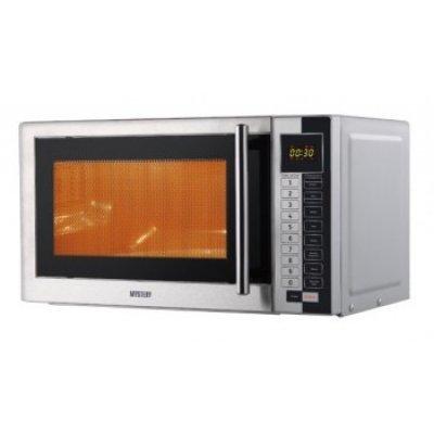 Микроволновая печь Mystery MMW-1718 (MMW-1718)Микроволновые печи Mystery<br>объем 17 л, отдельно стоящая, мощность 800 Вт, электронное управление, сенсорная панель, дисплей, функция отложенного старта<br>