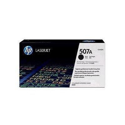 Картридж с тонером HP 507A LaserJet (CE400A) (CE400A) hp 507a ce400a