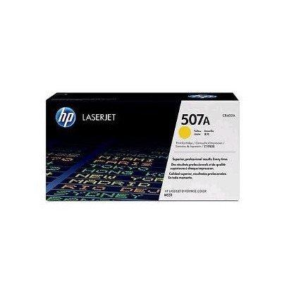 Картридж HP CE402A (№507A) для CLJ M551. Жёлтый. 6000 страниц.