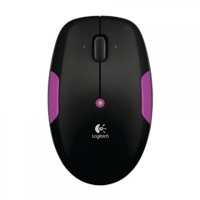 Мышь Logitech Wireless Mouse M345 Pink (910-002595) (910-002595)