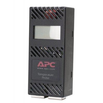 Датчик для ИБП темпертуры APC AP9520T (AP9520T)Датчики для ИБП APC<br>A-LINK TEMPERATURE SENSOR W/DISPLAY Temperature Sensor with Display<br>