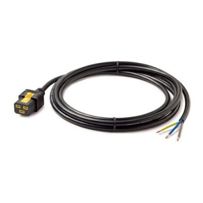 Аксессуары для ИБП APC Power Cord, Locking C19 to Rewireable (AP8759)