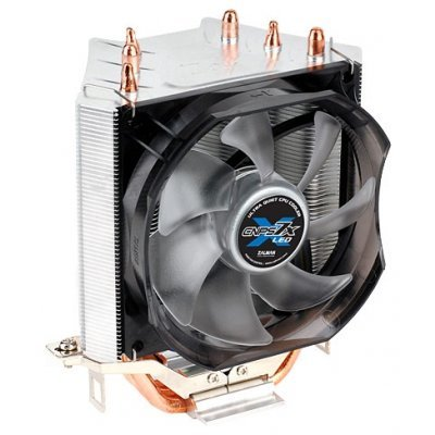 Кулер Zalman CNPS7X LED (CNPS7X) core 2 duo e8400 в питере