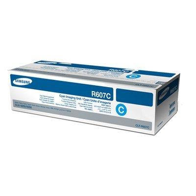 Фотобарабан голубой Samsung CLT-R607C для CLX-9250ND/9350ND (75 000 страниц) (CLT-R607C/SEE) samsung clx m8385a magenta