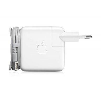 Сетевой адаптер Apple MagSafe Power Adapter - 85W (MacBook Pro 2010) (MC556Z/B) 85w dual port car charger with magsafe 2 cable for macbook pro retina 15