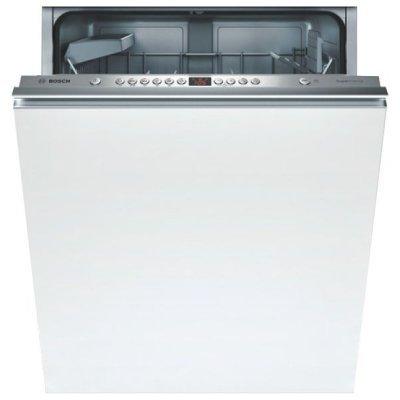 Посудомоечная машина встраиваемая BOSCH SMV 65M30RU (SMV65M30RU)Посудомоечные машины Bosch<br>82.8x59.5x57 см, 6 Класс эффективности мытья A Класс эффективности сушки A Класс энергопотребления A, Уровень шума 42 Дб, Специальные функции: VarioSpeed Ѕ загрузки IntensiveZone Hygiene, Акустический сигнал окончания хода программы InfoLight AquaSensor<br>