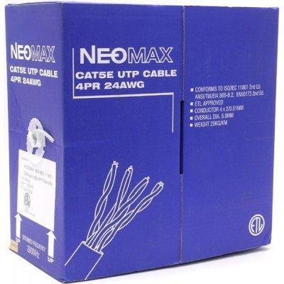 ������ neomax utp 200mhz lszh, 4 ����,���. 5�, 305 (nm10111)