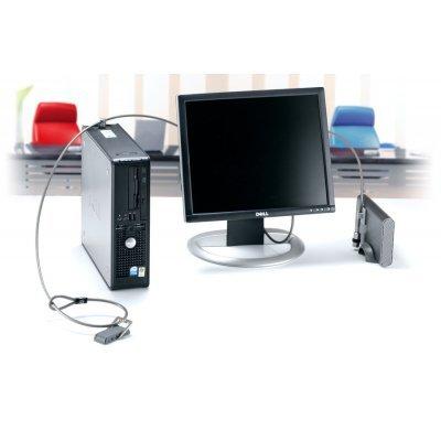 Набор Kensington для защиты настольного компьютера и периферии (K64615EU) (K64615EU)