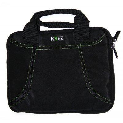 Сумка для ноутбука KREZ L10-101B черный (L10-101B)Сумки для ноутбуков KREZ<br>сумка<br>для 10 ноутбуков<br>отделение-органайзер<br>