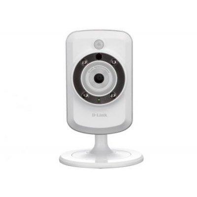 Камера видеонаблюдения D-Link DCS-942L (DCS-942L)Камеры видеонаблюдения D-Link<br>802.11n Wireless Internet Camera<br>