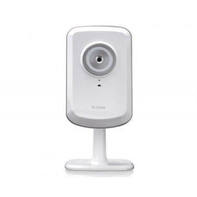 Камера видеонаблюдения D-Link DCS-930L (DCS-930L)Камеры видеонаблюдения D-Link<br>802.11n Wireless Internet Camera<br>