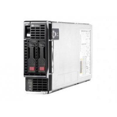 Сервер HP Proliant BL460c Gen8 (666162-B21) (666162-B21)