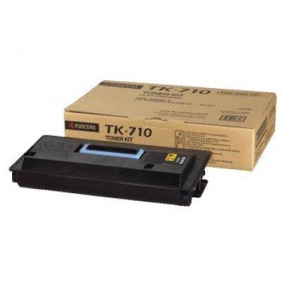 Тонер-картридж Kyocera TK-710 (1T02G10EU0) лазерный картридж kyocera tk 710 для fs 9130dn 9530dn черный