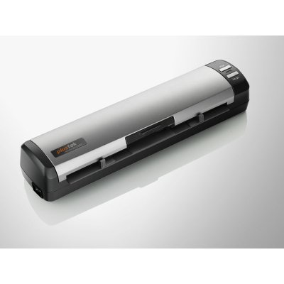 Сканер Plustek MobileOffice D412 портативный дуплексный (0233TS)