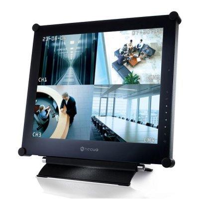 Монитор 17 NEOVO SX-17P (SX-17P)Мониторы Neovo<br>Монитор для систем безопасности 17 TFT; Металлический корпус, защита экрана NeoV (стекло);  1280x1024; 3ms; Viewing Angle: 170/170; Contrast: 1000:1; 0.264mm; Brightness: 250cd/m^2; Color: 16.7 million; Power consumption: 48W (max.); Europe 220V Power Cord; Wall mounting (100 mm); Input: 1. An ...<br>