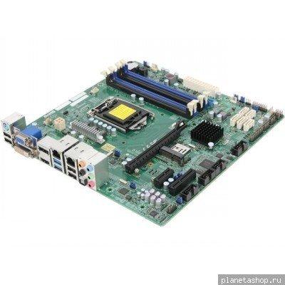 Материнская плата сервера SuperMicro MBD-X10DRH-I-O (MBD-X10DRH-I-O)