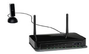 Маршрутизатор Netgear 3G/4G Mobile Broadband Wireless-N Router (MBRN3000)