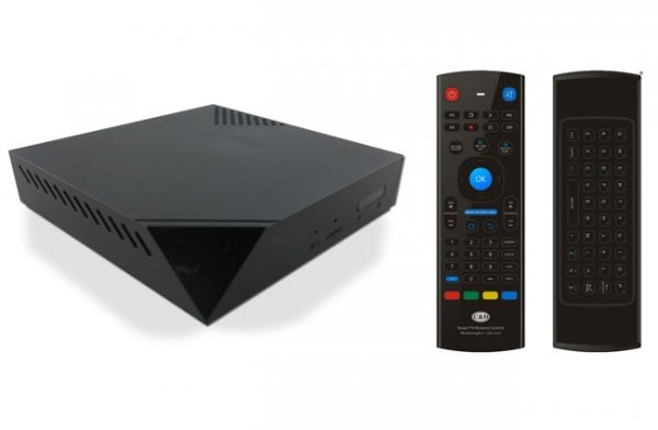 Little Black Box — медиацентр на базе XBMC
