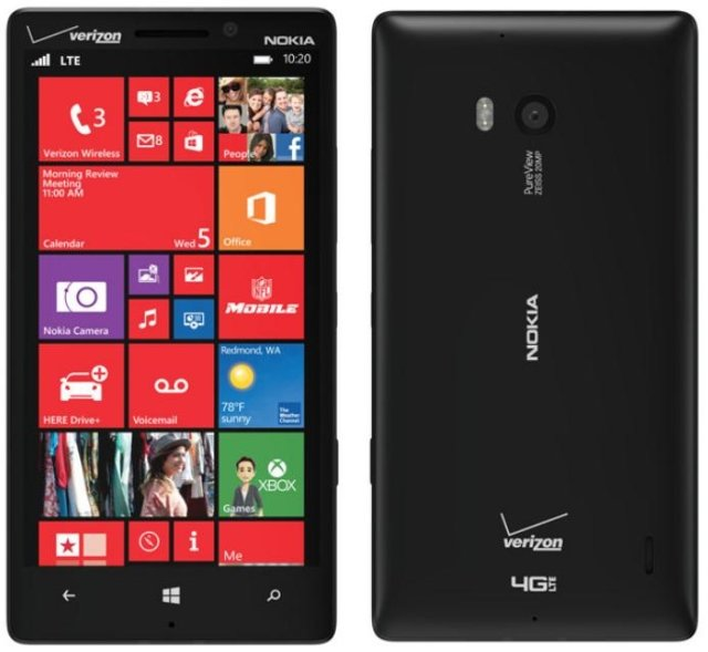 На сайте оператора Verizon появился смартфон Nokia Lumia Icon с FullHD OLED-дисплеем