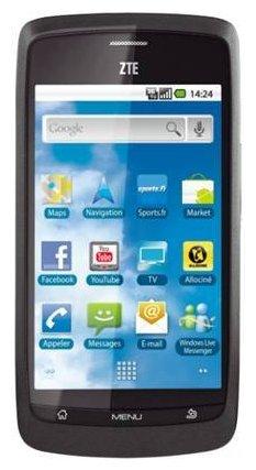 55quot Смартфон ZTE Blade A910 16 ГБ серый  DNS