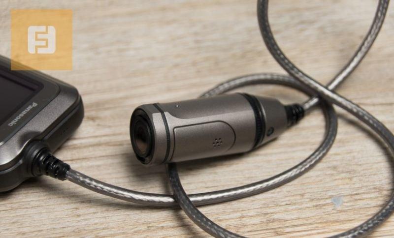 Первая экшн-камера с 4К видео. Обзор носимой камеры Panasonic HX-A50