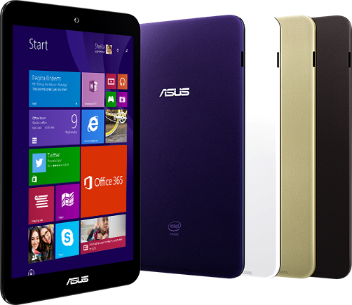 ASUS VivoTab 8 на Windows 8.1
