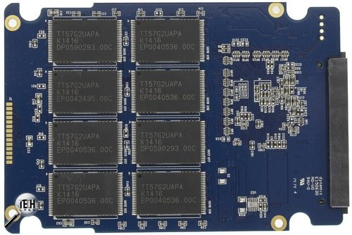 SSD Silicon Power S55 240GB. Вид внутри