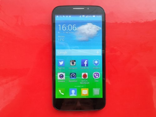 Обзор Alcatel One Touch POP S7